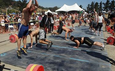 The 2008 CrossFit Games Every Second Counts