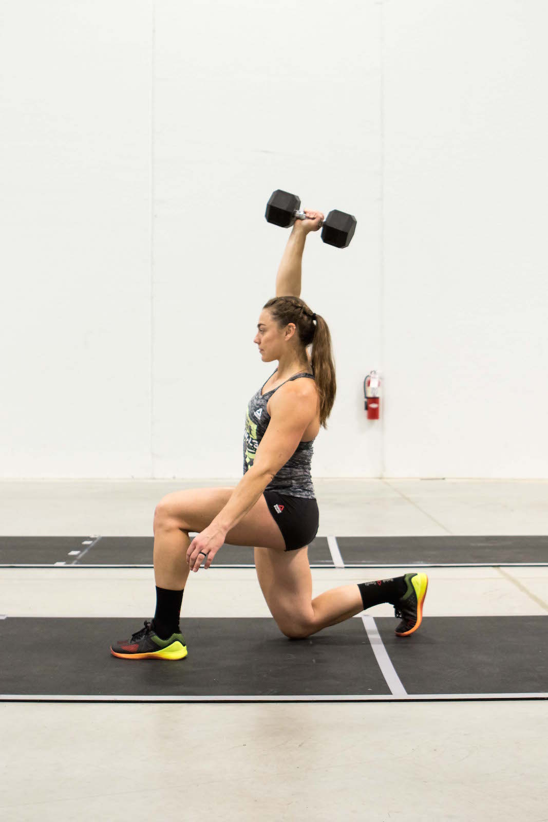 Image result for overhead walking lunge