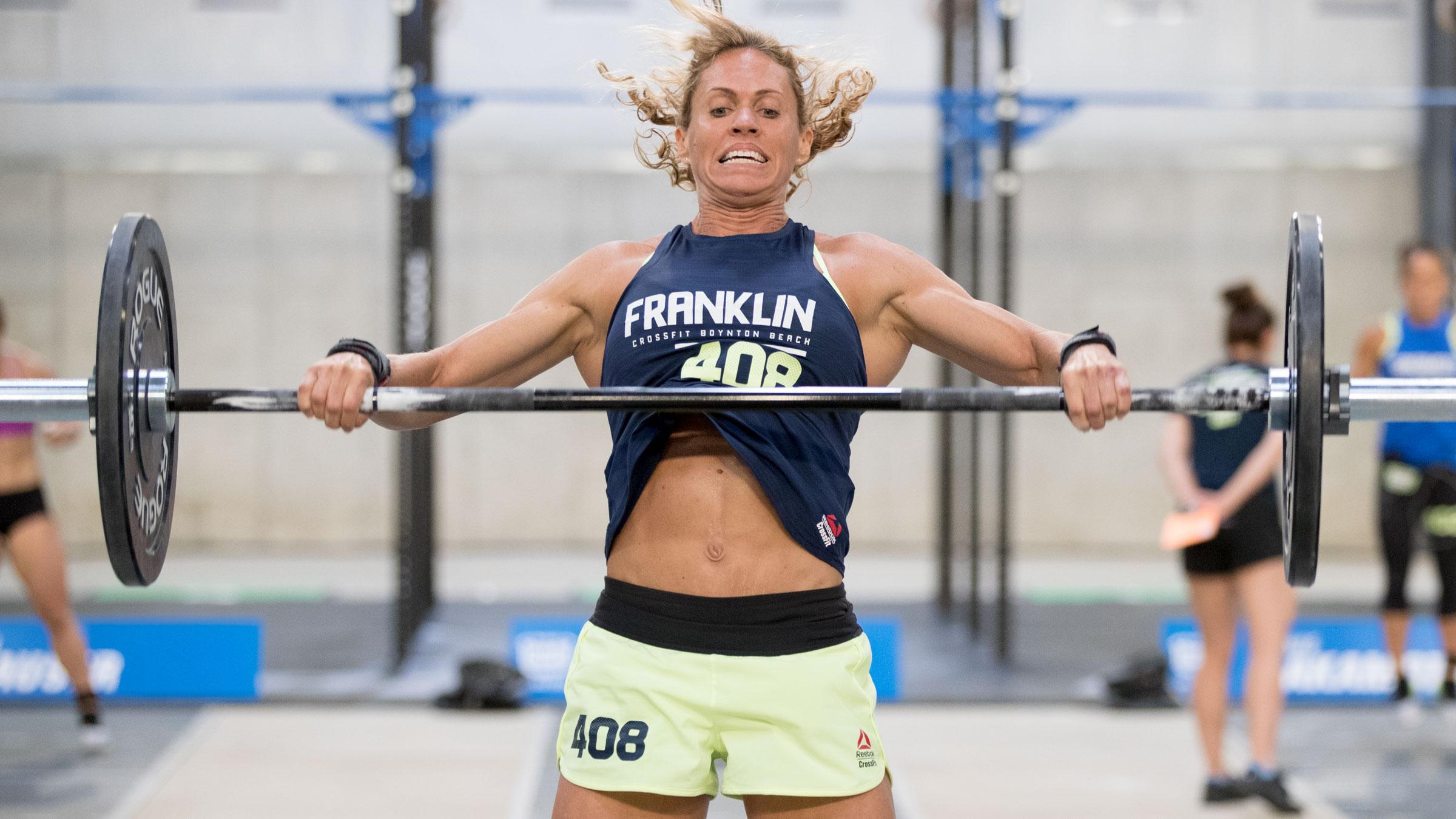 crossfit forging elite fitness monday