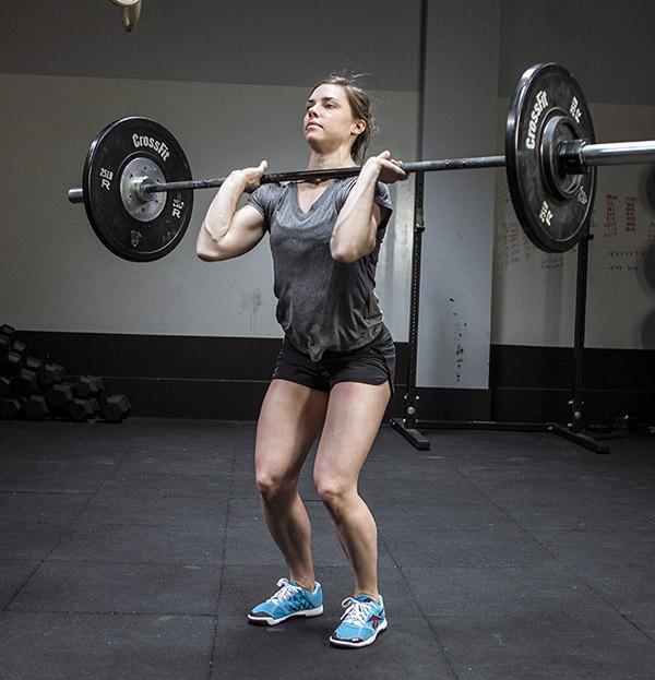 Women S Crossfit Workouts: 2013