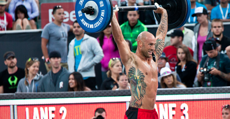 Pain Yields Rewards: Gabe Subry | CrossFit Games