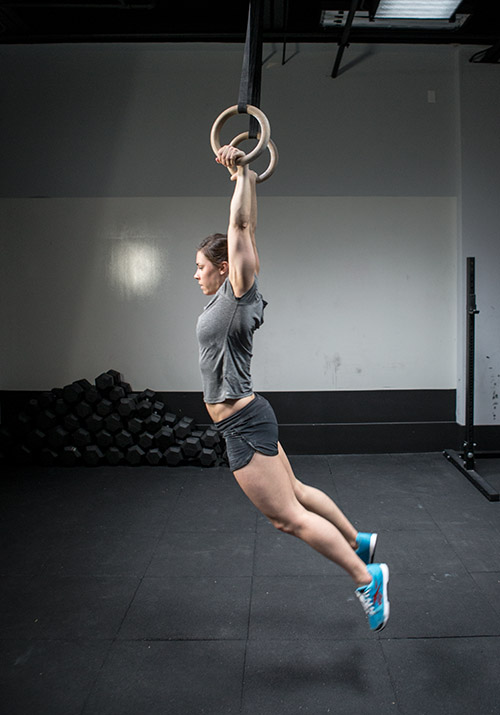 Crossfit Ring Support