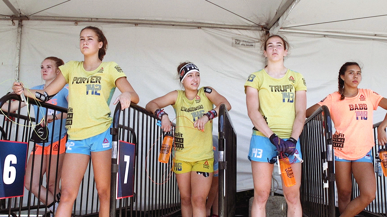 Fittest Teens on Earth: Girls 14-17
