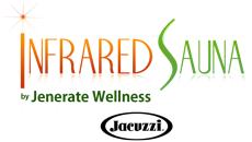 Jacuzzi Infrared Saunas