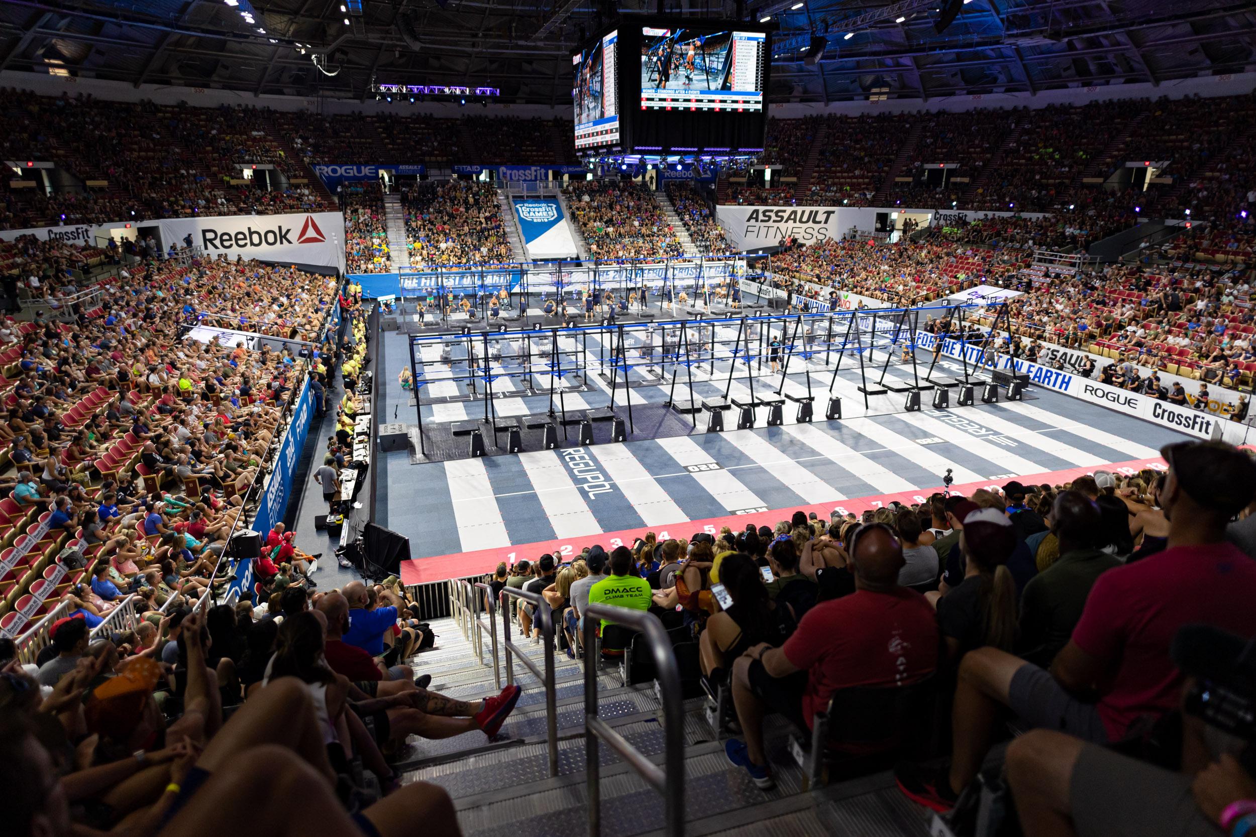 2019 CrossFit Games