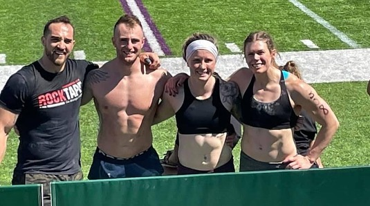 Timberwolf CrossFit Invited to the CrossFit Games