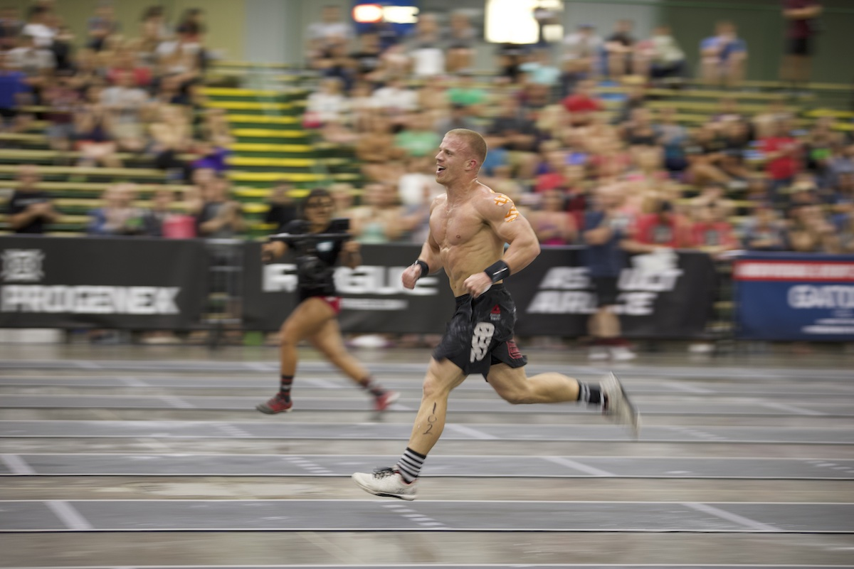 Panchik at the Central Regional (Photo by Tai Randall)