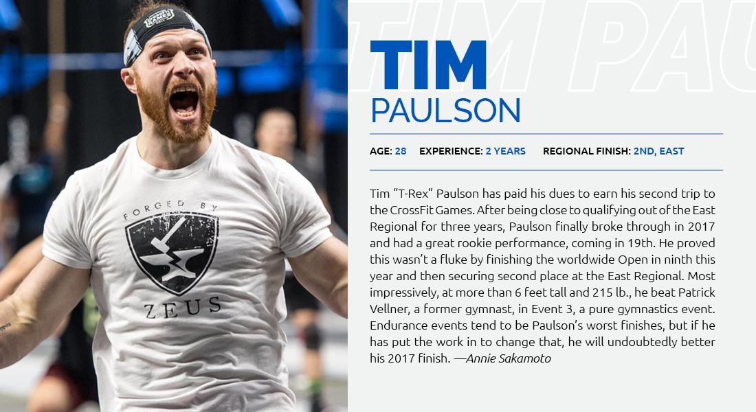 Tim Paulson