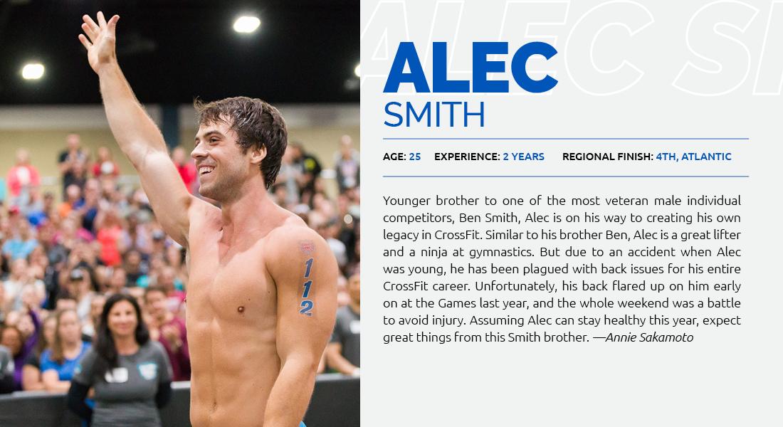 Alec Smith
