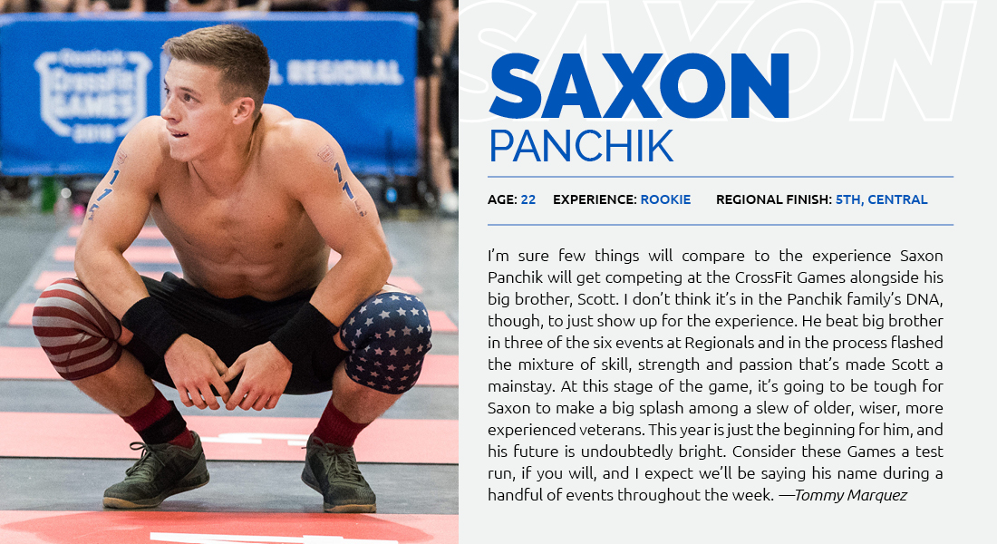 Saxon Panchik