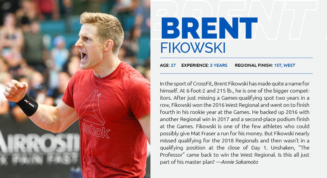 Brent Fikowski