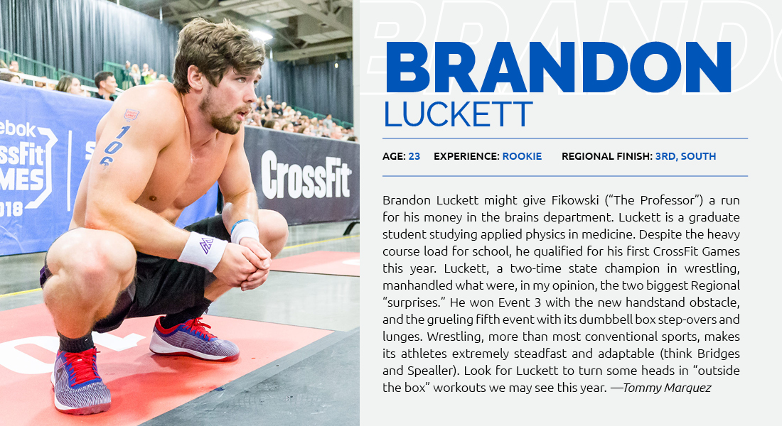 Brandon Luckett
