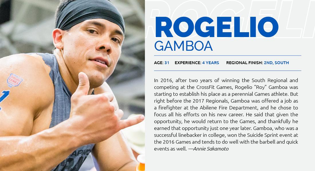 Roy Gamboa