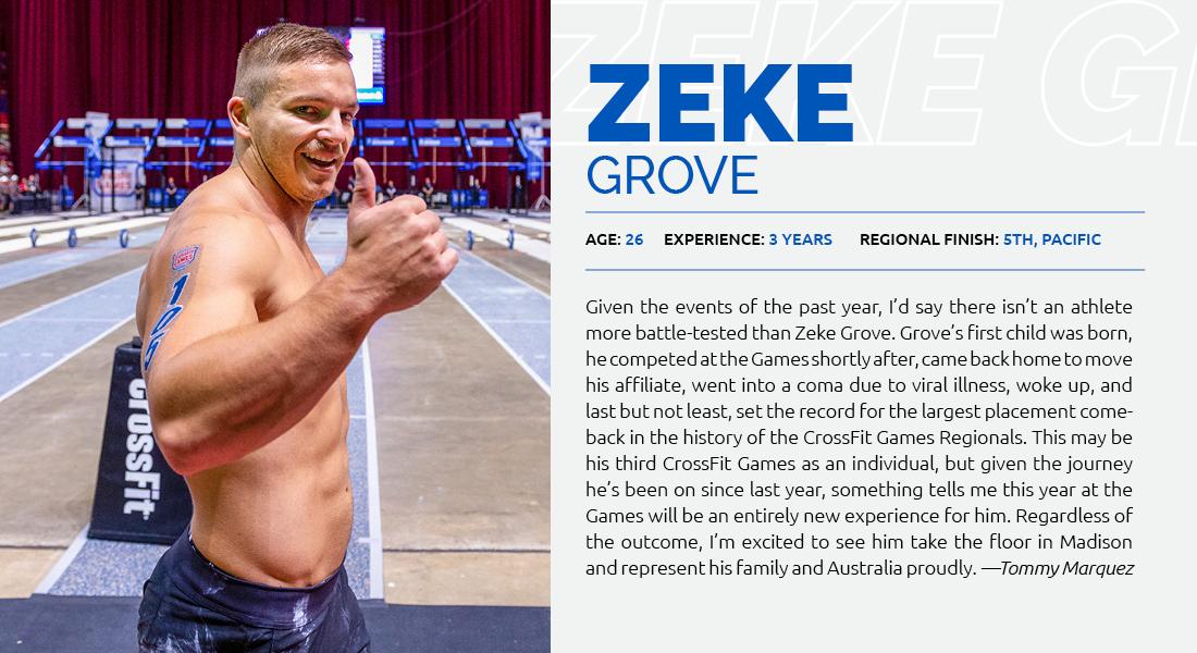 Zeke Grove