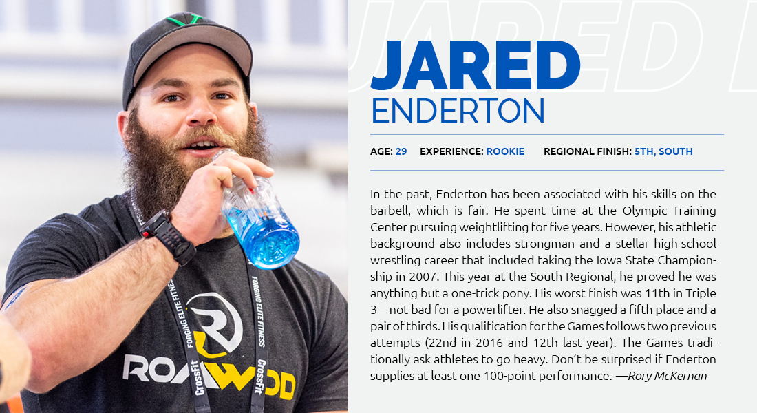 Jared Enderton