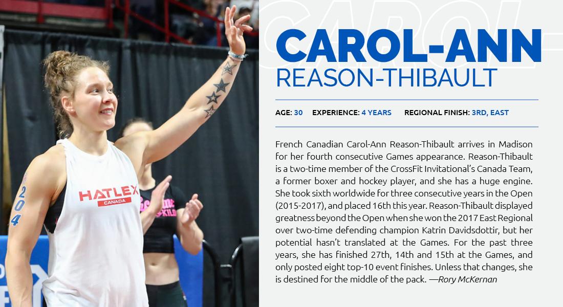 Carol-Ann Reason-Thibault
