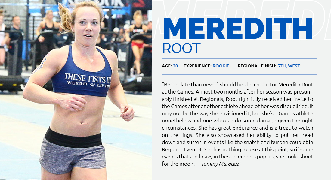 Meredith Root