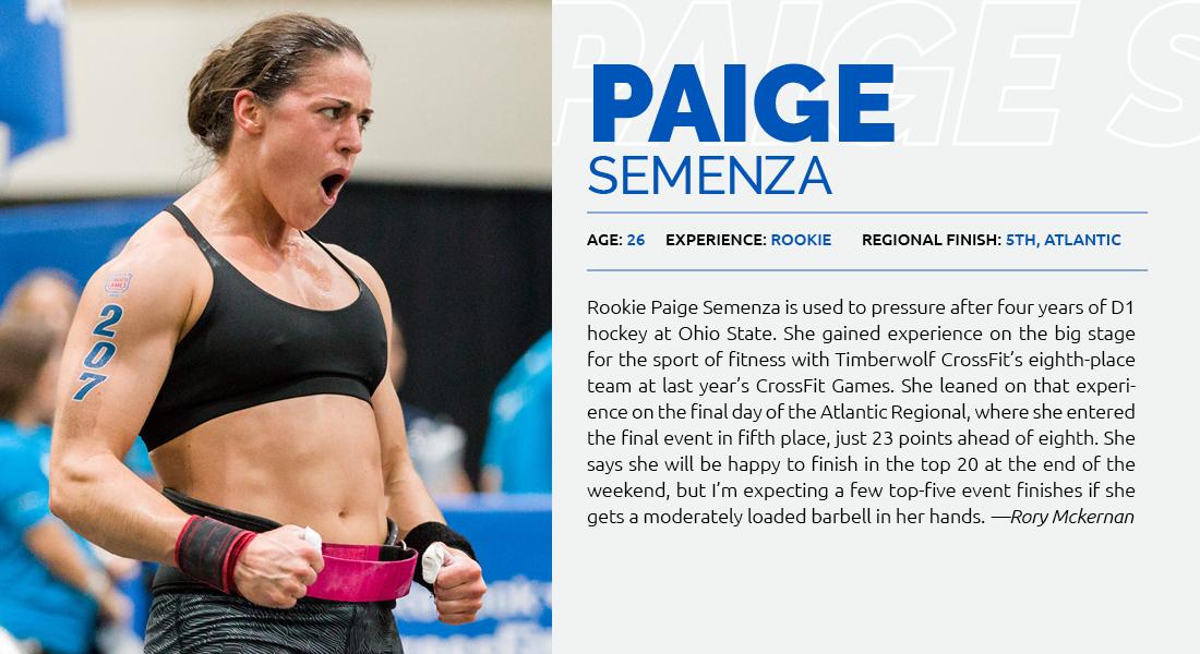 Paige Semenza