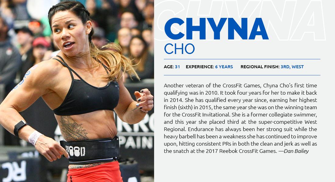 Chyna Cho