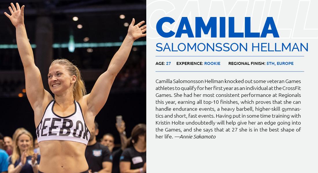 Camilla Hellman