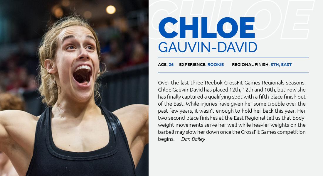 Chloe Gauvin-David