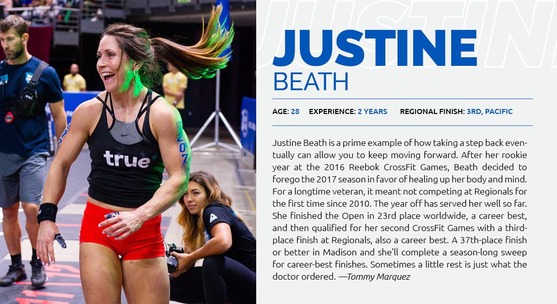 Justine Beath