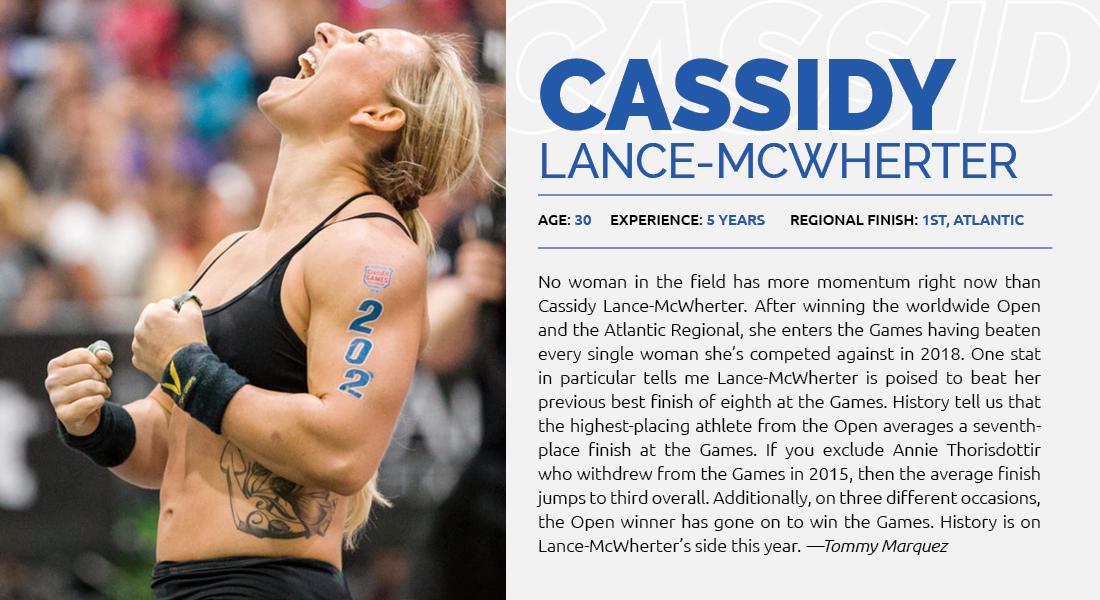Cassidy Lance-McWherter