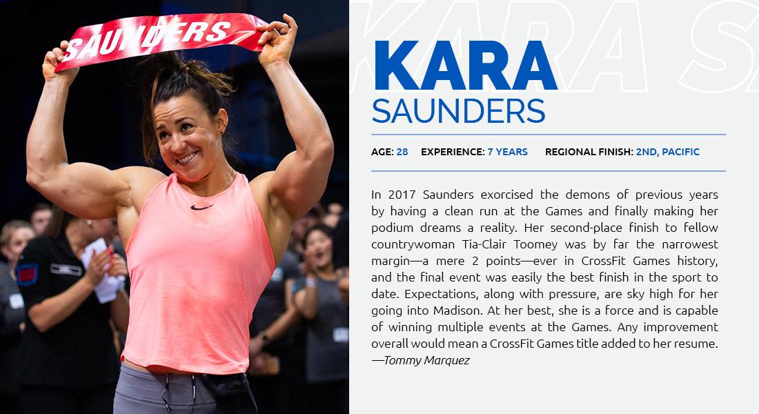 Kara Saunders
