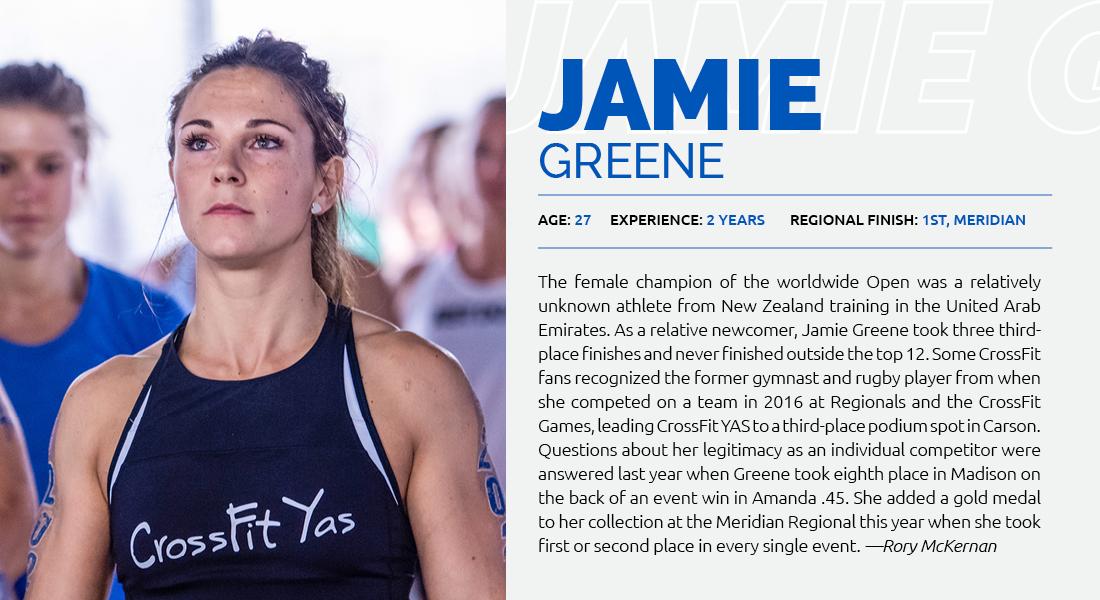 Jamie Greene