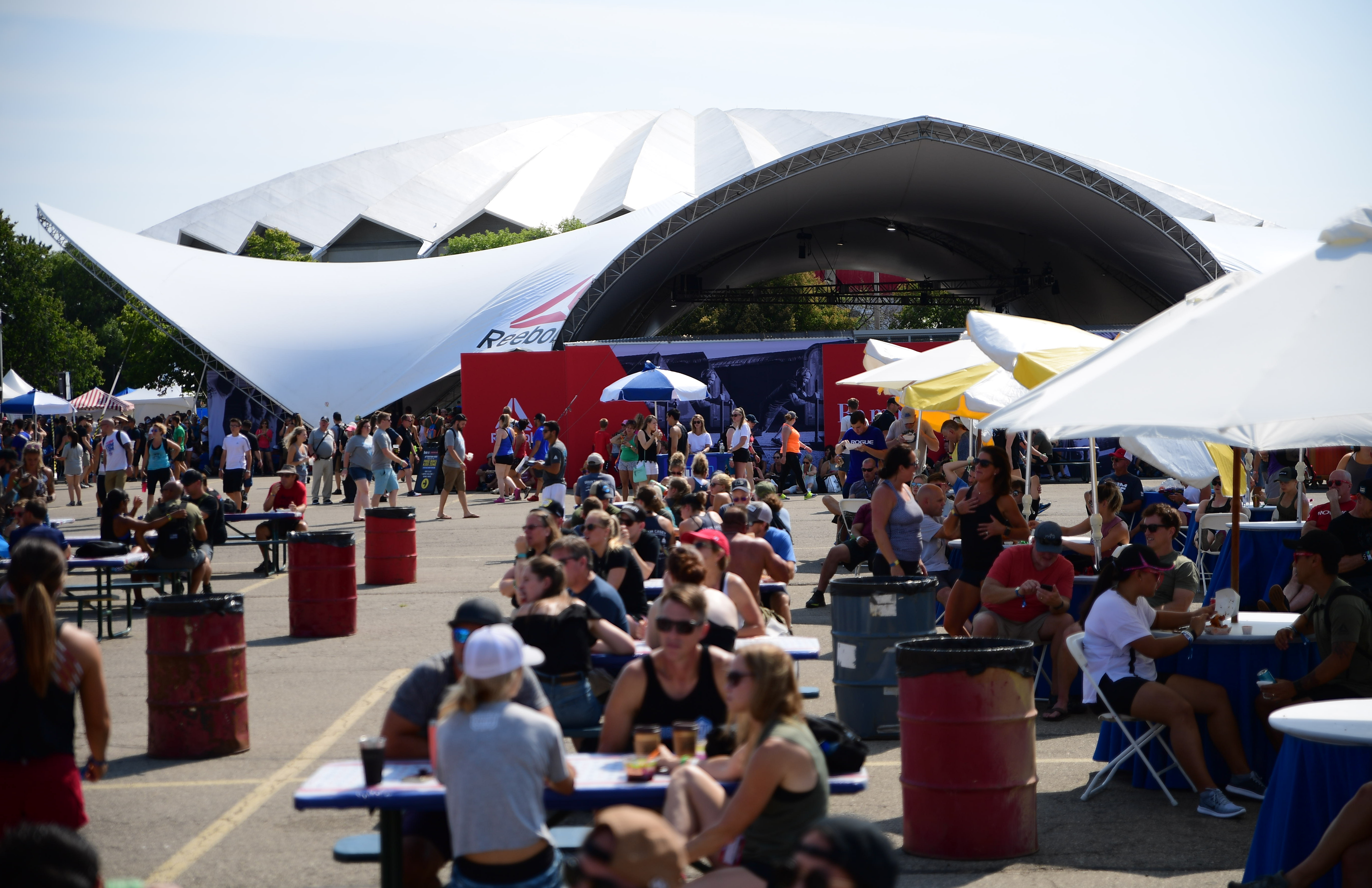 CrossFit Games Spectator Experience