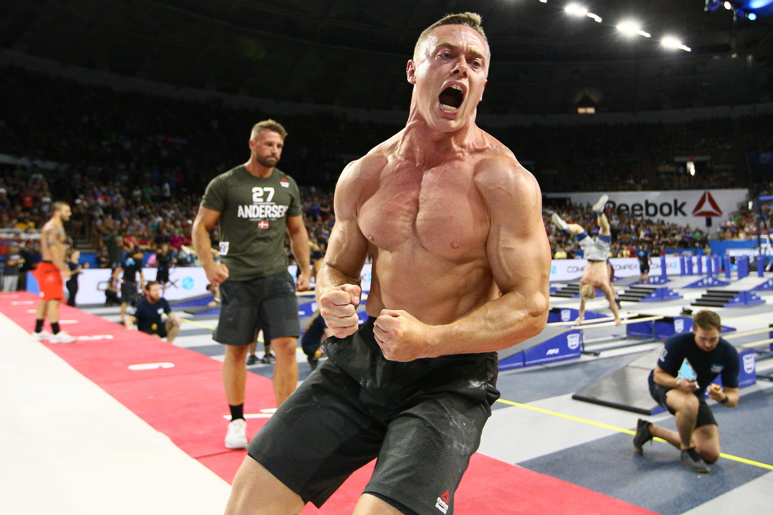 björgvin karl guðmundsson - 2018 CrossFit Games