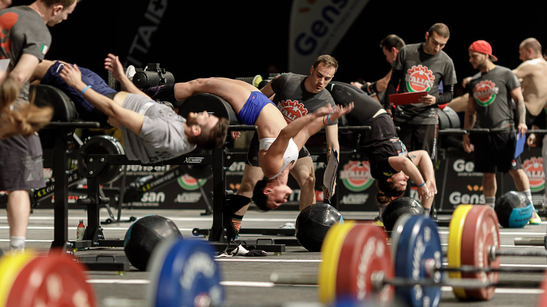 2020 CrossFit Italian Showdown to Take Place Online