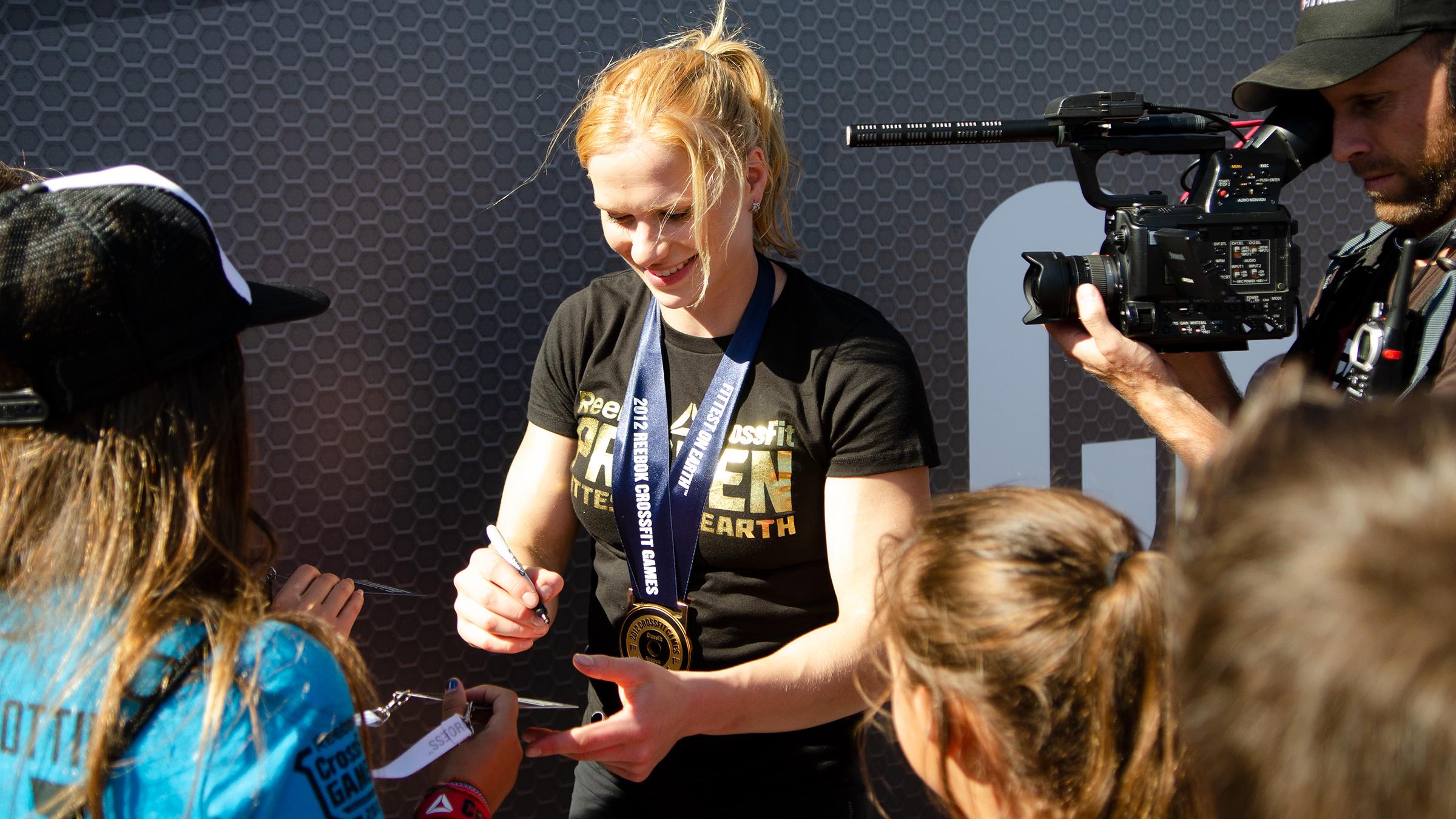 Annie Thorisdottir - CrossFit Games champion