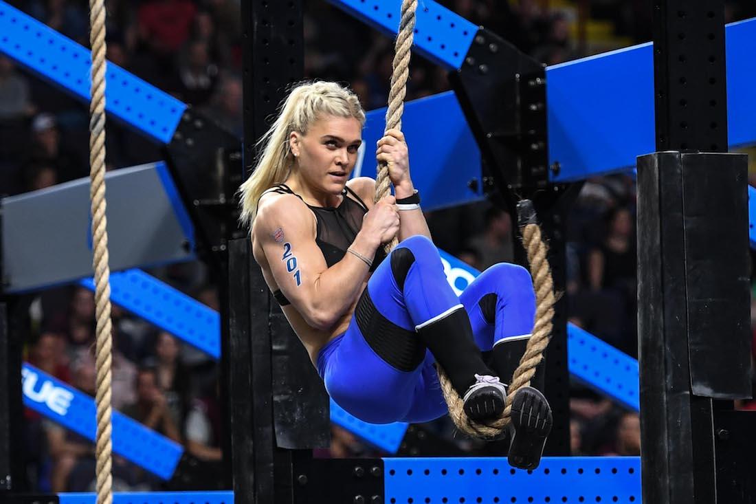 Katrin Rope Climb