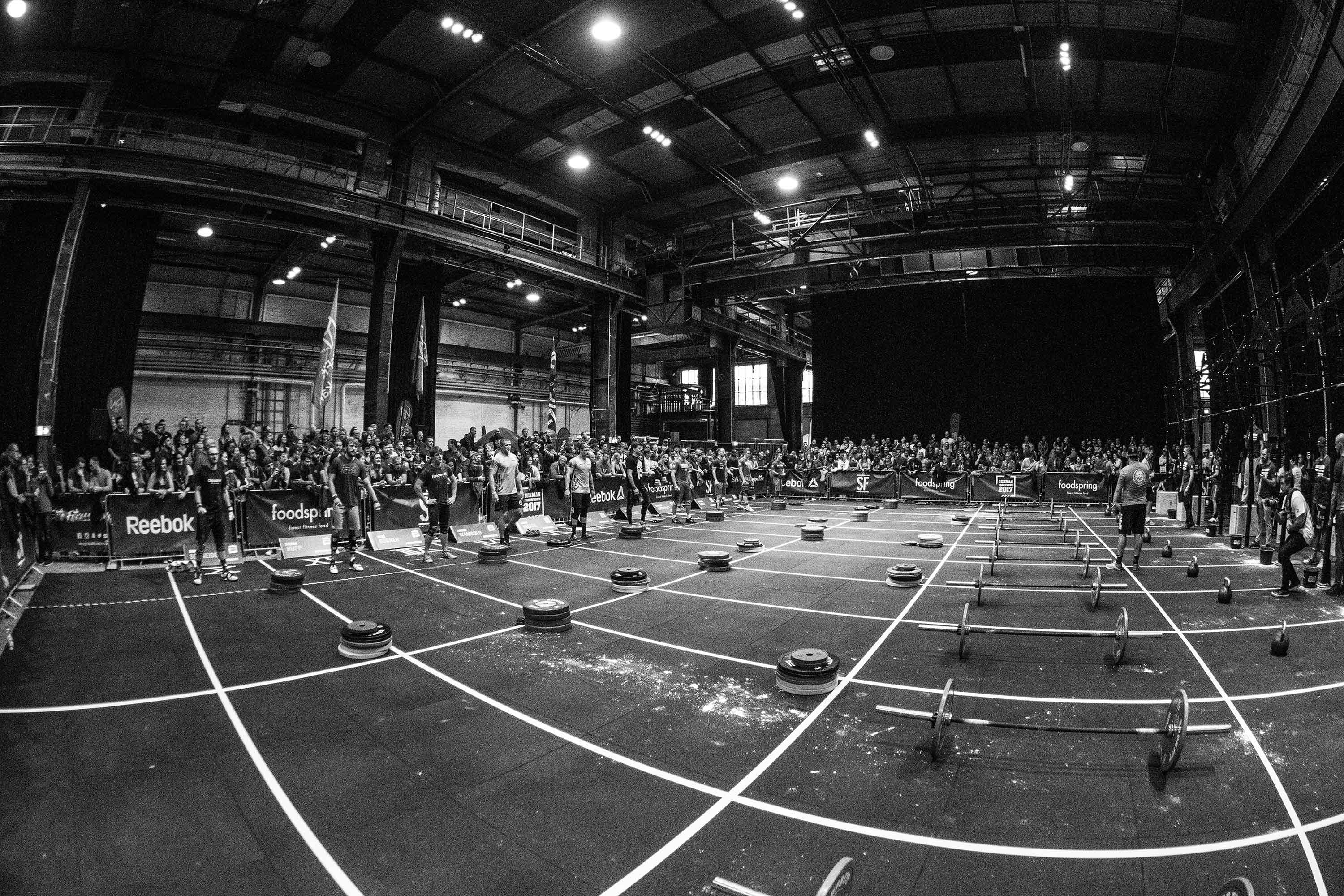 2020 CrossFit German Throwdown