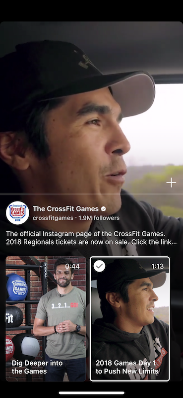 Dave Castro 2018 Day 1 Games Hint