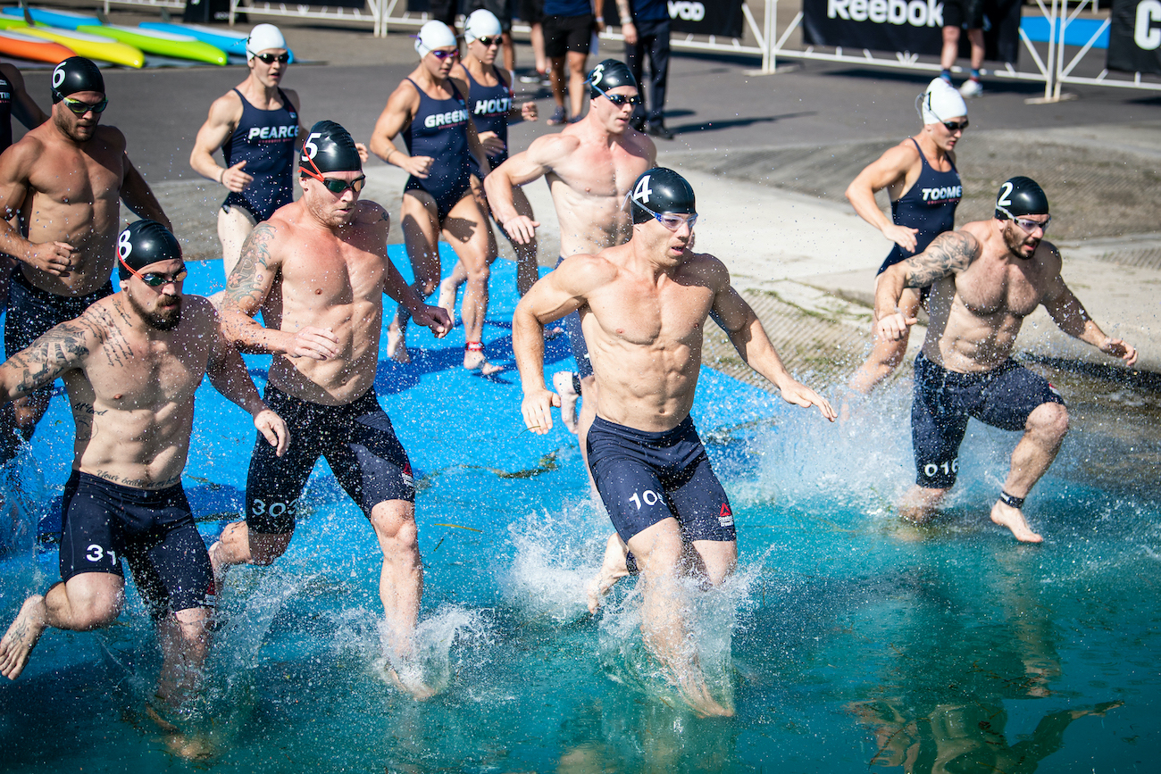 2020 Reebok CrossFit Games Week Released