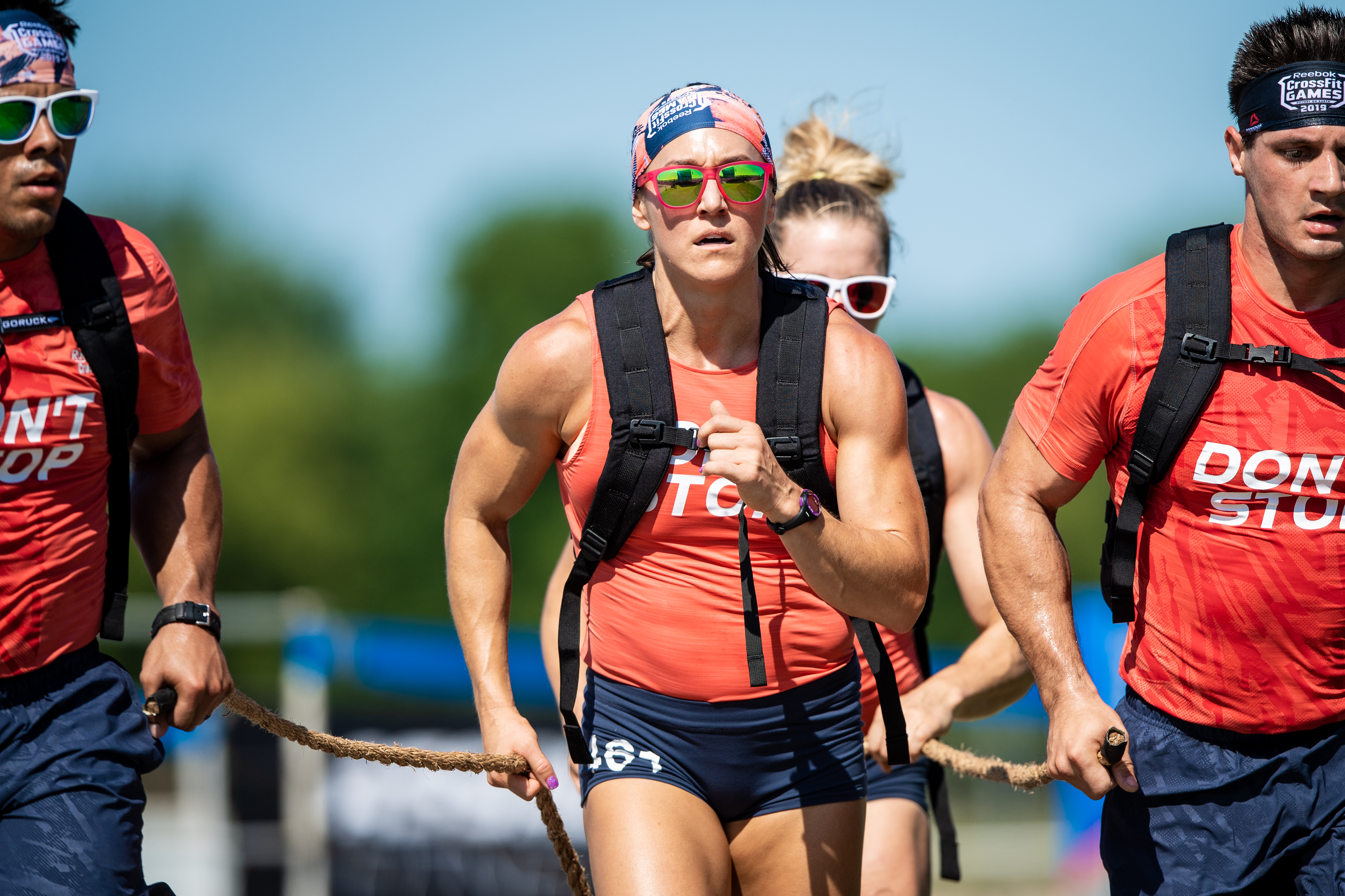 2020 Reebok CrossFit Games - First Five Team invites