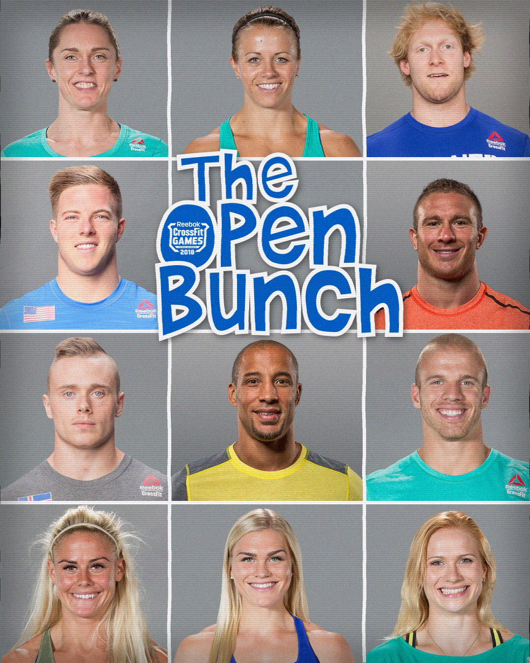 The Open Bunch