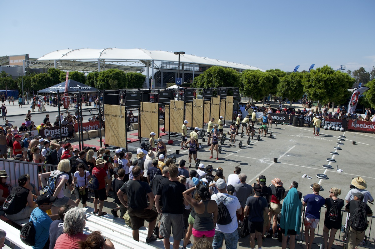 Masters Arena at the 2011 Games
