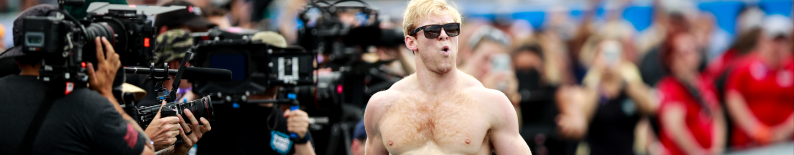 Pat Vellner - CrossFit Games