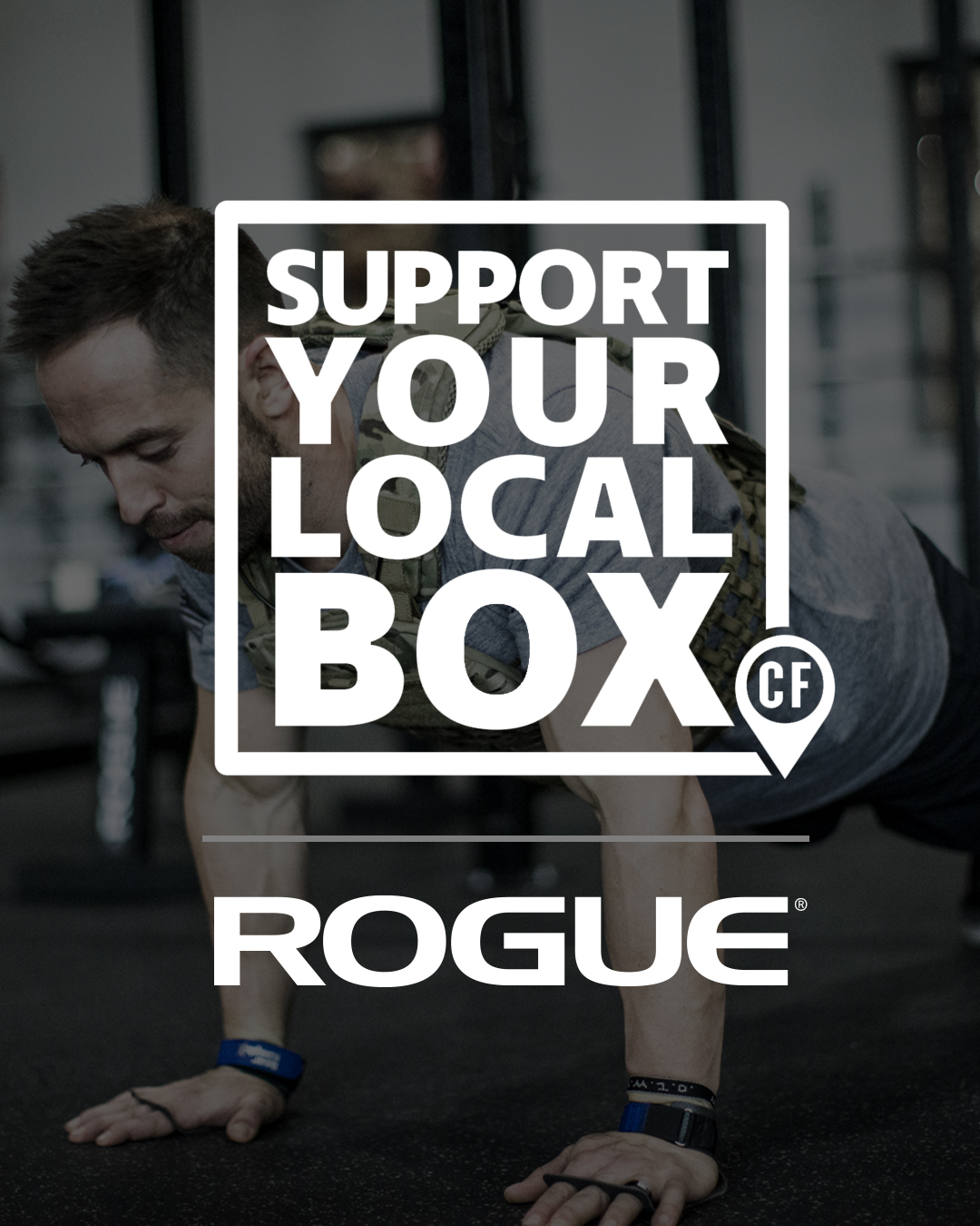 Support Your Local Box Fundraiser - Rogue