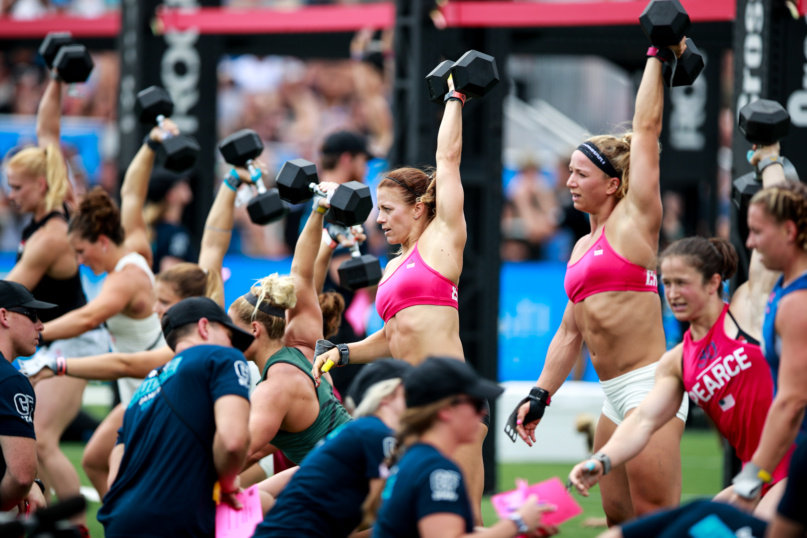 CrossFit Games Daily Schedule