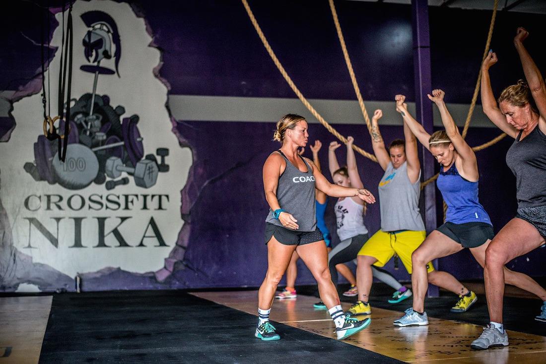 CrossFit NIKA