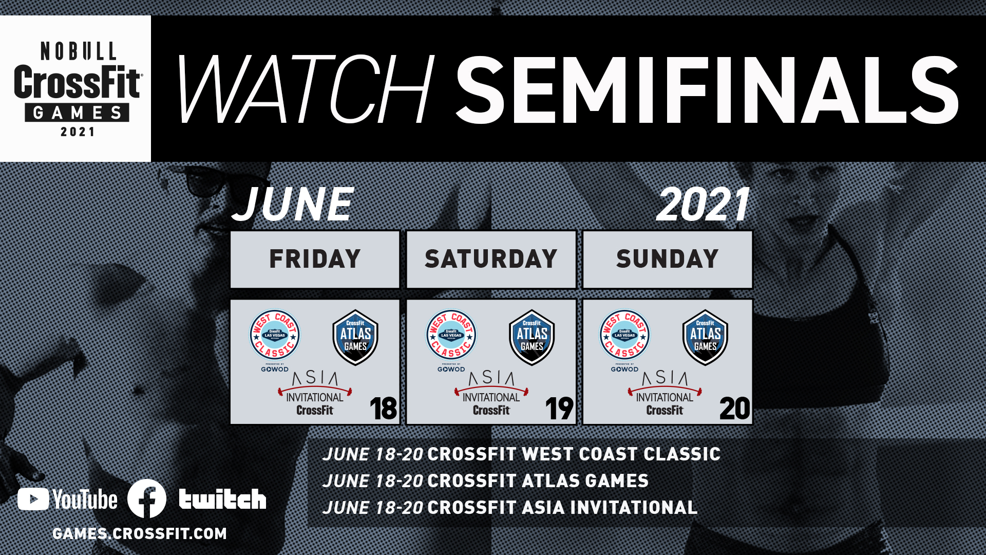 Week 4 Semifinals How to Watch