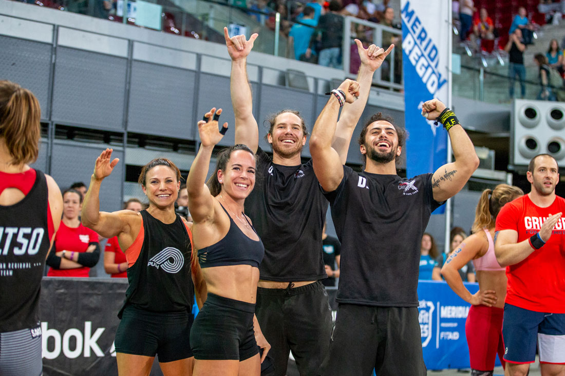 Cape CrossFit Wolfpack