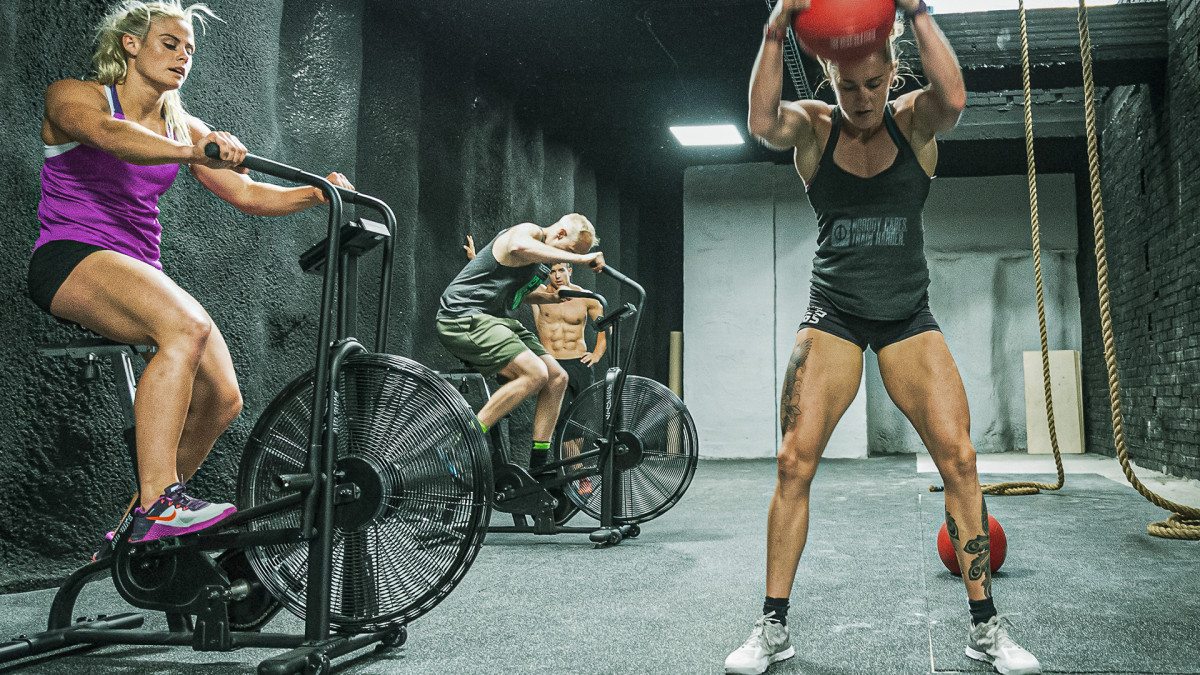 Crossfit and strength training