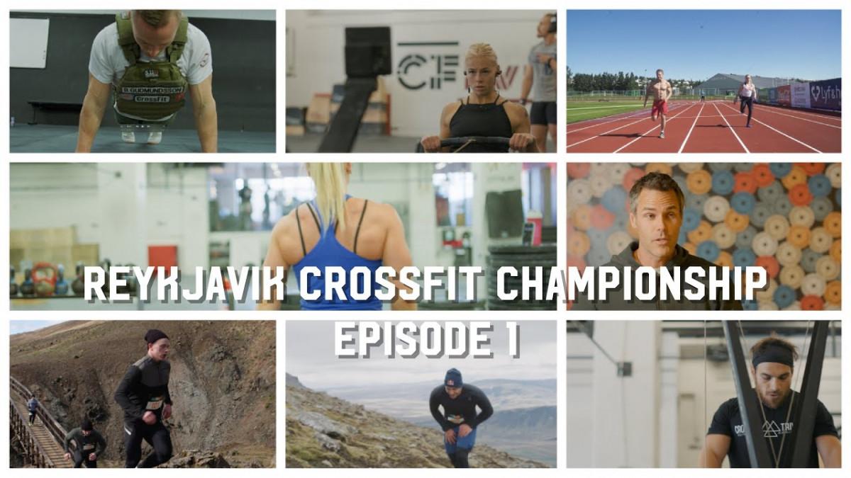 Documentary: Reykjavík CrossFit Championship, Episode 1