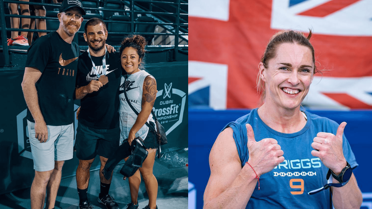 Fraser, Briggs, Invictus First to Earn 2019 Games Invites