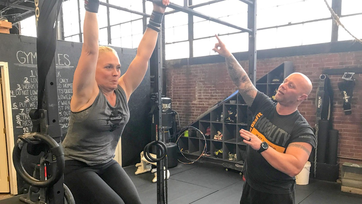 What is crossfit crossfit and crossfit
